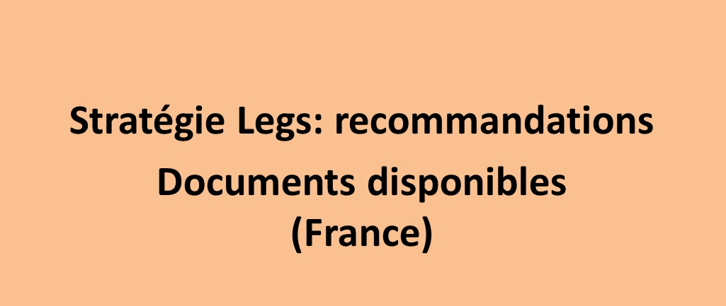 LEGS FR SCR Doc dispo France
